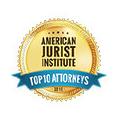American Jurist Institue Top 10 Attorneys