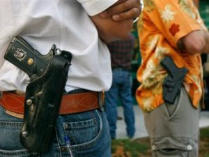 Police Request Temporary Ban on Open Carry of Guns at Republican National Convention