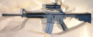 Tennessee Man Charged with Illegal Possession of an Assault Weapon