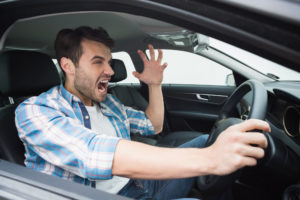 Arrested for a Road Rage Incident in New Jersey